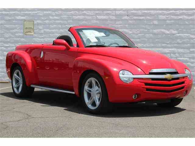 Picture of 2004 Chevrolet SSR located in California - $49,500.00 - NIVP