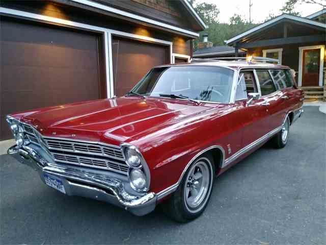 Picture of 1967 Ford Country Sedan located in Colorado - $17,000.00 Offered by a Private Seller - NIVU