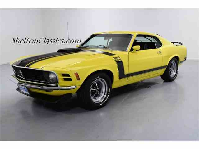 Picture of Classic '70 Ford Mustang located in Mooresville North Carolina - $89,995.00 - NIVZ