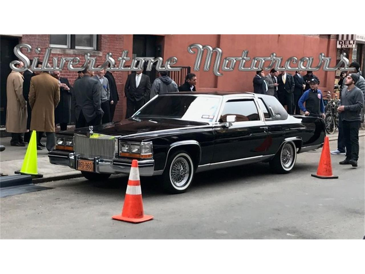 Large Picture of '81 Cadillac Fleetwood Offered by Silverstone Motorcars - NIW1