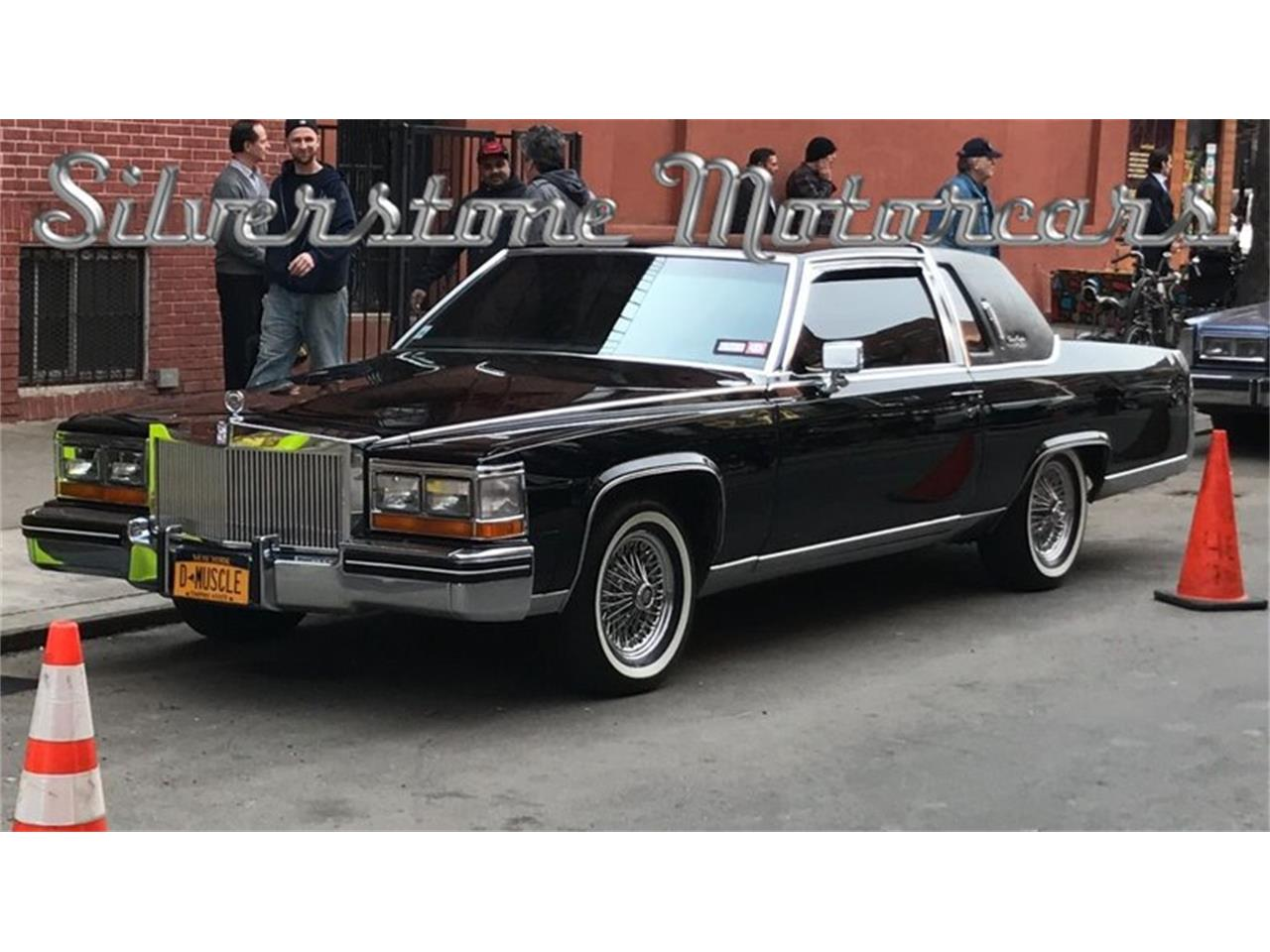 Large Picture of 1981 Cadillac Fleetwood located in North Andover Massachusetts - $45,000.00 - NIW1