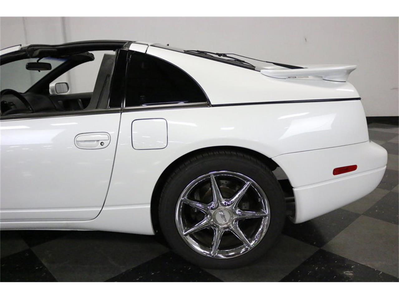 Large Picture of '95 Nissan 300ZX located in Ft Worth Texas Offered by Streetside Classics - Dallas / Fort Worth - NIW7