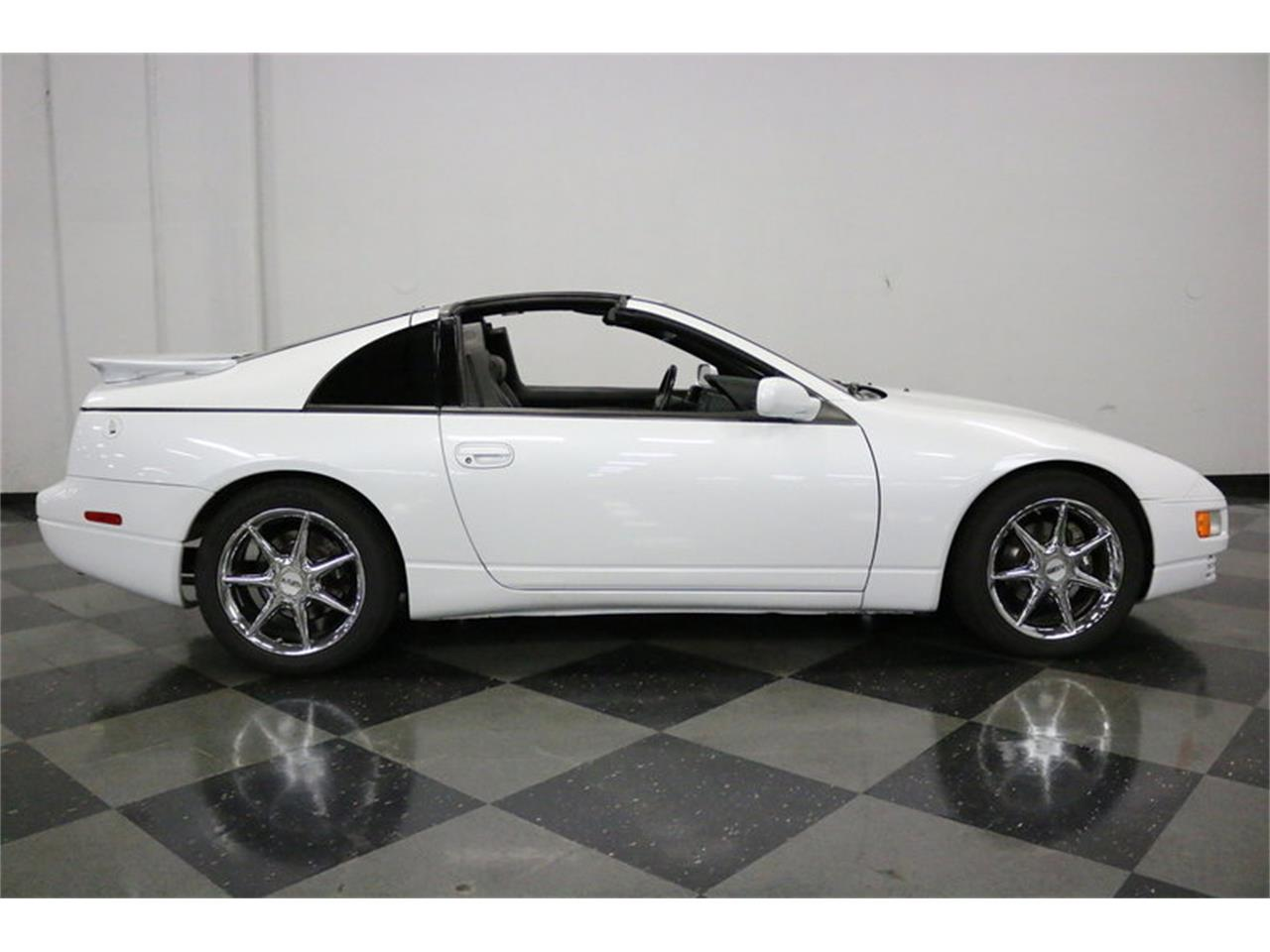 Large Picture of 1995 Nissan 300ZX located in Ft Worth Texas Offered by Streetside Classics - Dallas / Fort Worth - NIW7