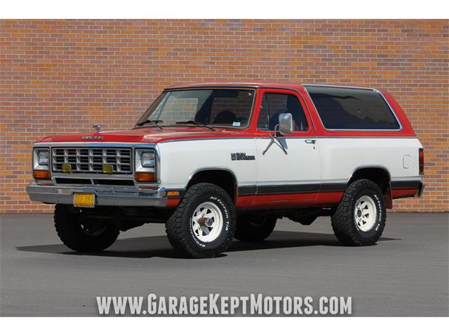 Picture of '84 Ramcharger - NIWU