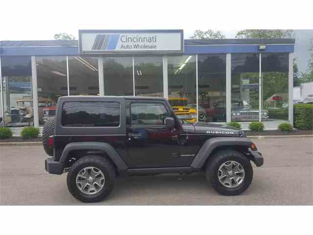 Picture of 2014 Jeep Wrangler located in Loveland Ohio - $24,599.00 Offered by  - NIX4