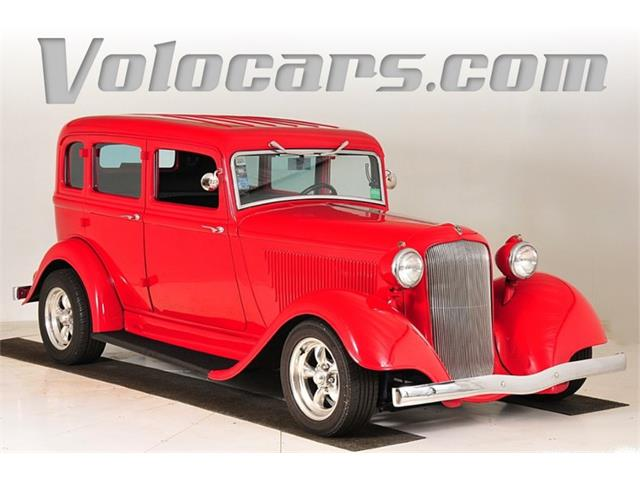 Picture of Classic '34 Plymouth Sedan - $41,998.00 Offered by  - NIX6