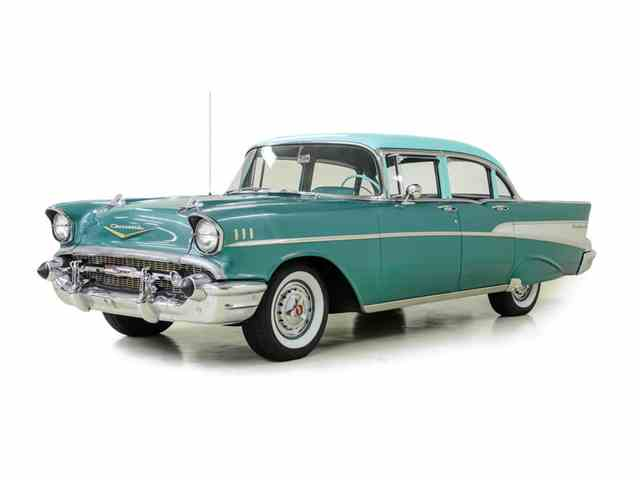 Picture of Classic 1957 Chevrolet Bel Air - NIXG