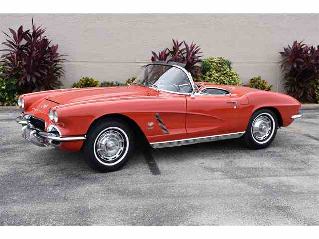 Picture of Classic 1962 Chevrolet Corvette Offered by  - NIXL