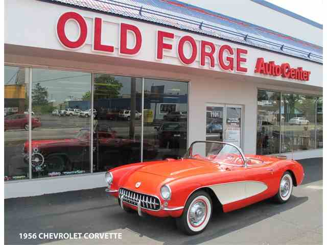 Picture of '56 Corvette - NIY8