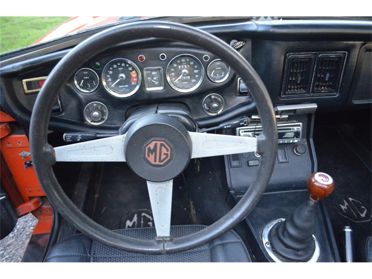 Large Picture of '74 MGB - NDN2
