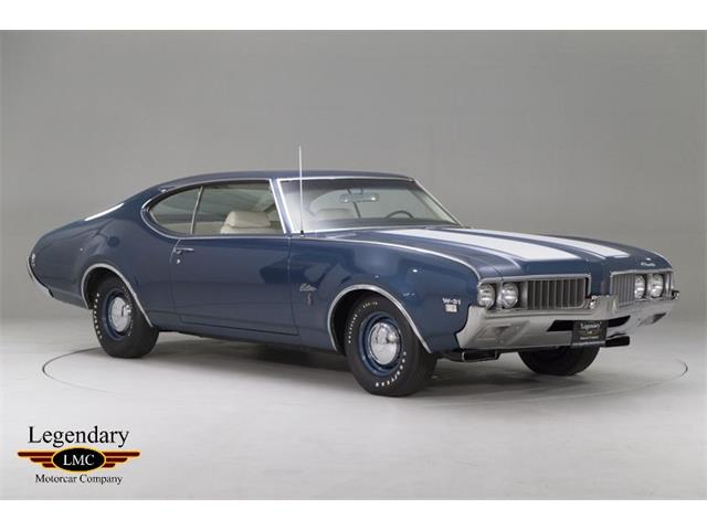 Picture of '69 Cutlass - NIYL