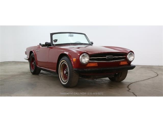 Picture of '73 TR6 - NIYT
