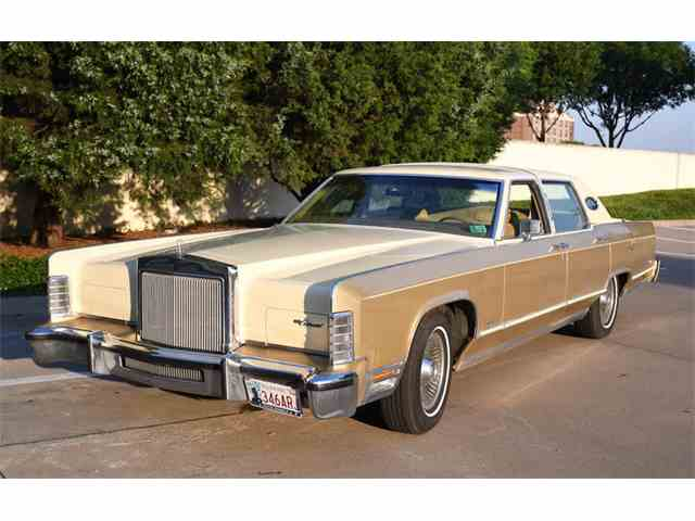 Picture of '79 Continental Auction Vehicle - NIZ3
