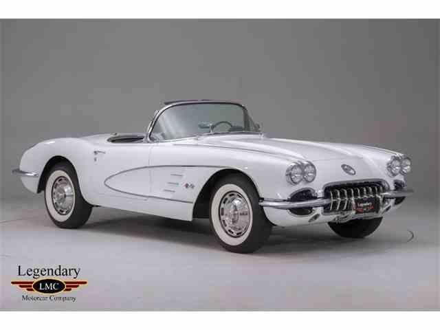 Picture of '59 Corvette - NIZE