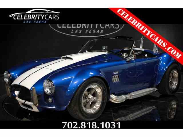 Picture of 1965 Shelby Cobra Replica located in Las Vegas Nevada - NIZH