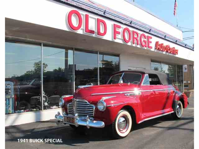 Picture of Classic 1941 Buick Special located in Lansdale Pennsylvania - $48,900.00 - NIZI