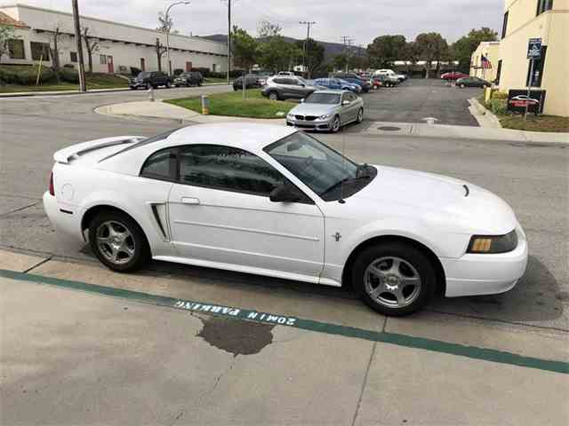 Picture of '03 Mustang - NIZL