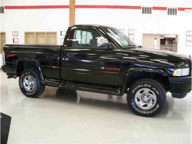Picture of '96 Ram 1500 Offered by  - NIZS