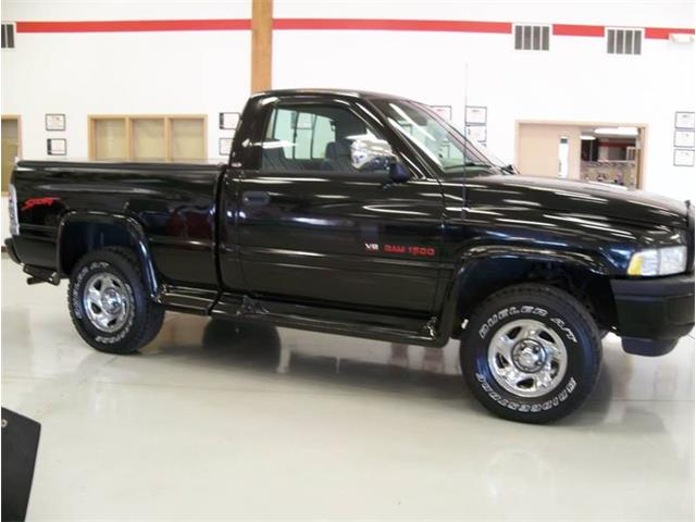 Picture of '96 Dodge Ram 1500 Offered by  - NIZS