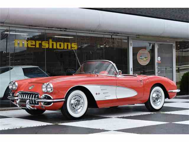 Picture of '58 Corvette - NIZY