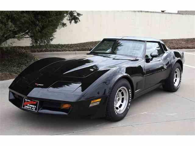 Picture of '81 Corvette - NIZZ