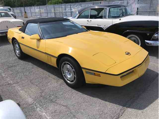 Picture of '86 Chevrolet Corvette located in Florida - $25,000.00 Offered by  - NJ01