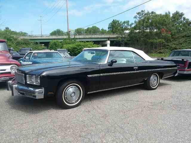 Picture of 1975 Caprice located in Massachusetts Offered by  - NJ0D