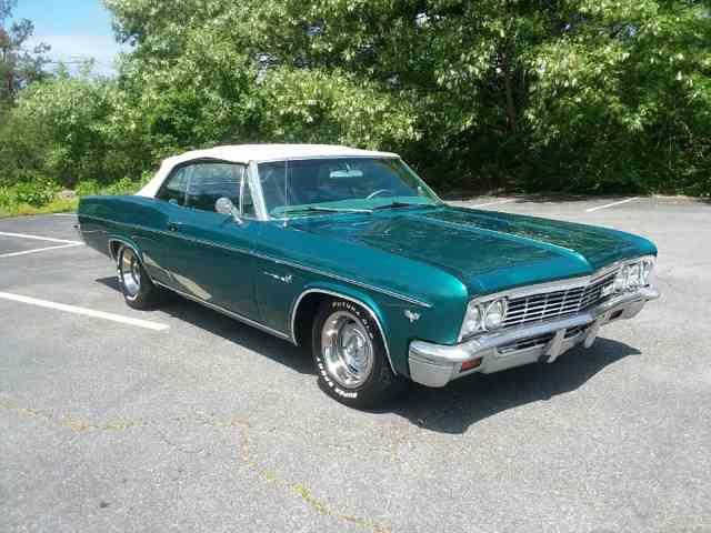 Picture of 1966 Impala located in Massachusetts - $19,900.00 - NJ0F