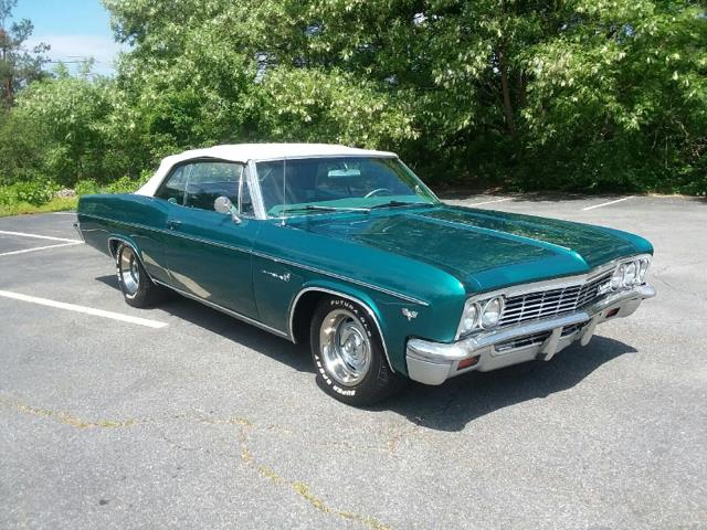 Picture of '66 Impala - NJ0F