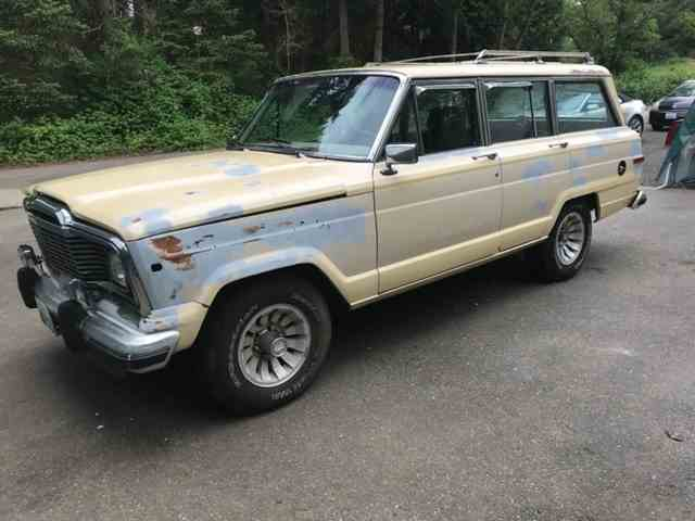 Picture of 1984 Grand Wagoneer located in Washington - NJ0M