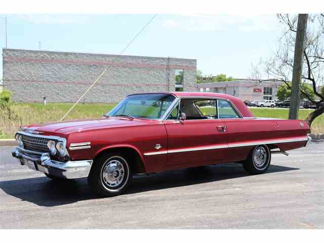 Picture of '63 Impala - NJ0N
