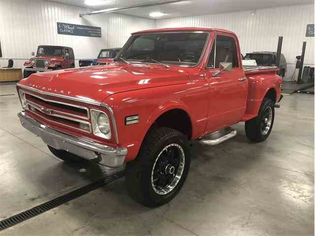 Picture of 1971 Chevrolet K-10 - $26,900.00 - NJ0Z