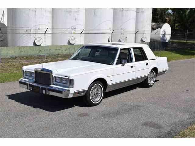 Picture of 1988 Town Car - $25,000.00 Offered by  - NDNB