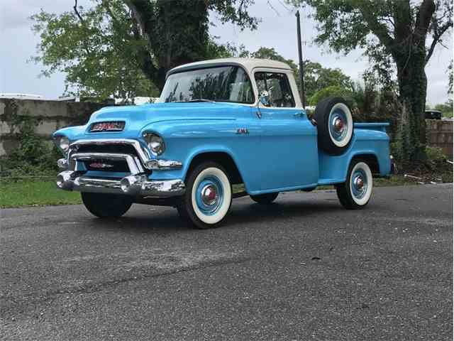 Picture of '56 GMC 100 located in Orlando Florida - NJ14