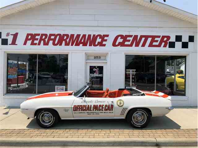 Picture of '69 Chevrolet Camaro - $67,900.00 Offered by  - NJ19
