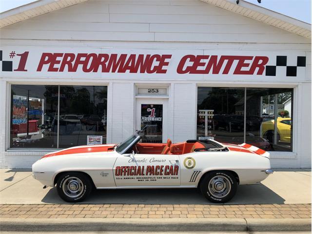 Picture of Classic '69 Camaro - $67,900.00 - NJ19