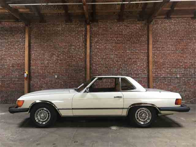 Picture of '78 450SL Offered by  - NJ1A