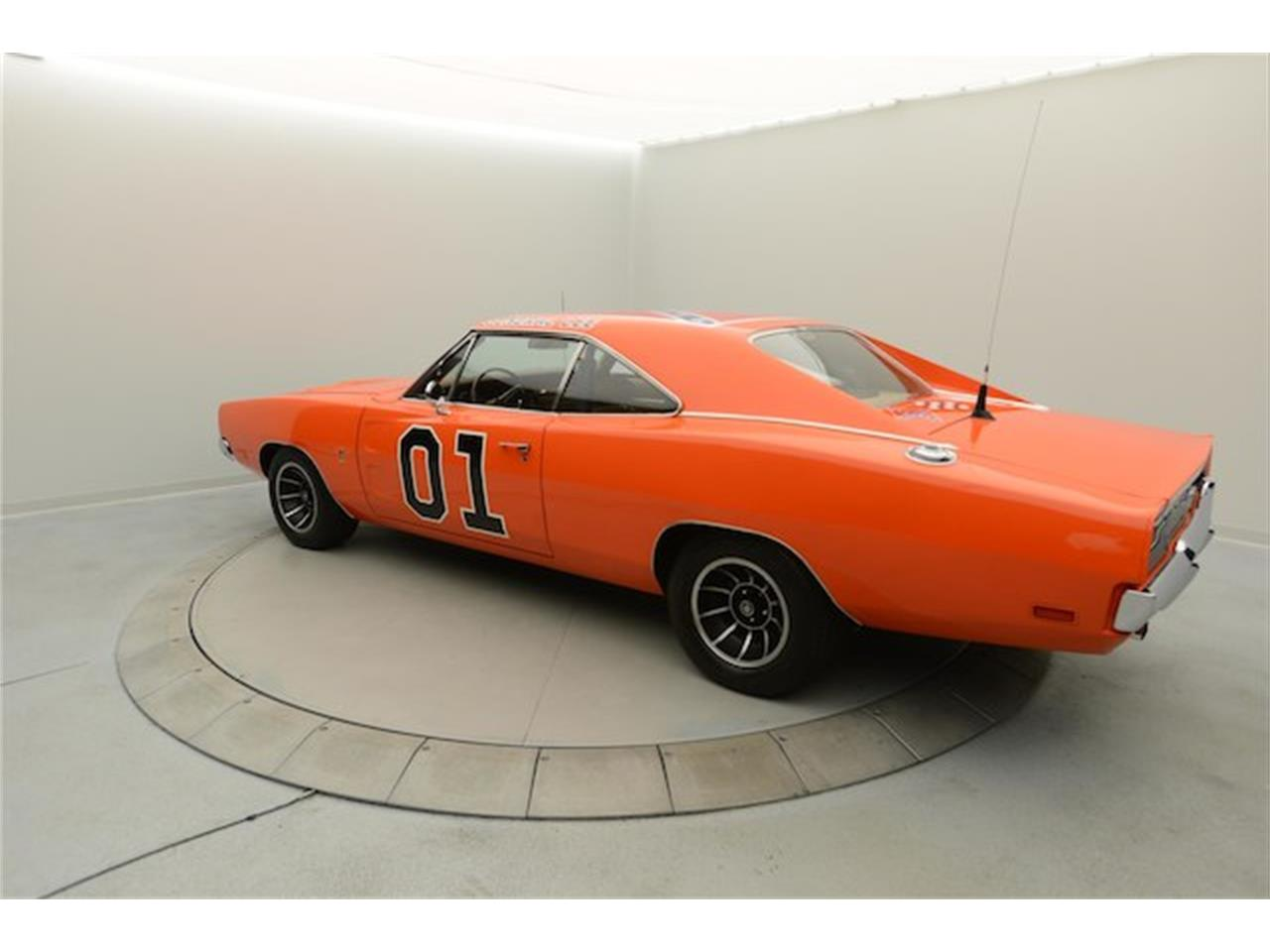 Large Picture of Classic '69 Dodge Charger located in Hickory North Carolina - NJ1C