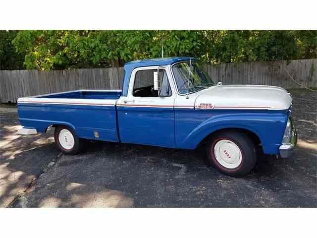 Picture of '64 F100 - NJ1H