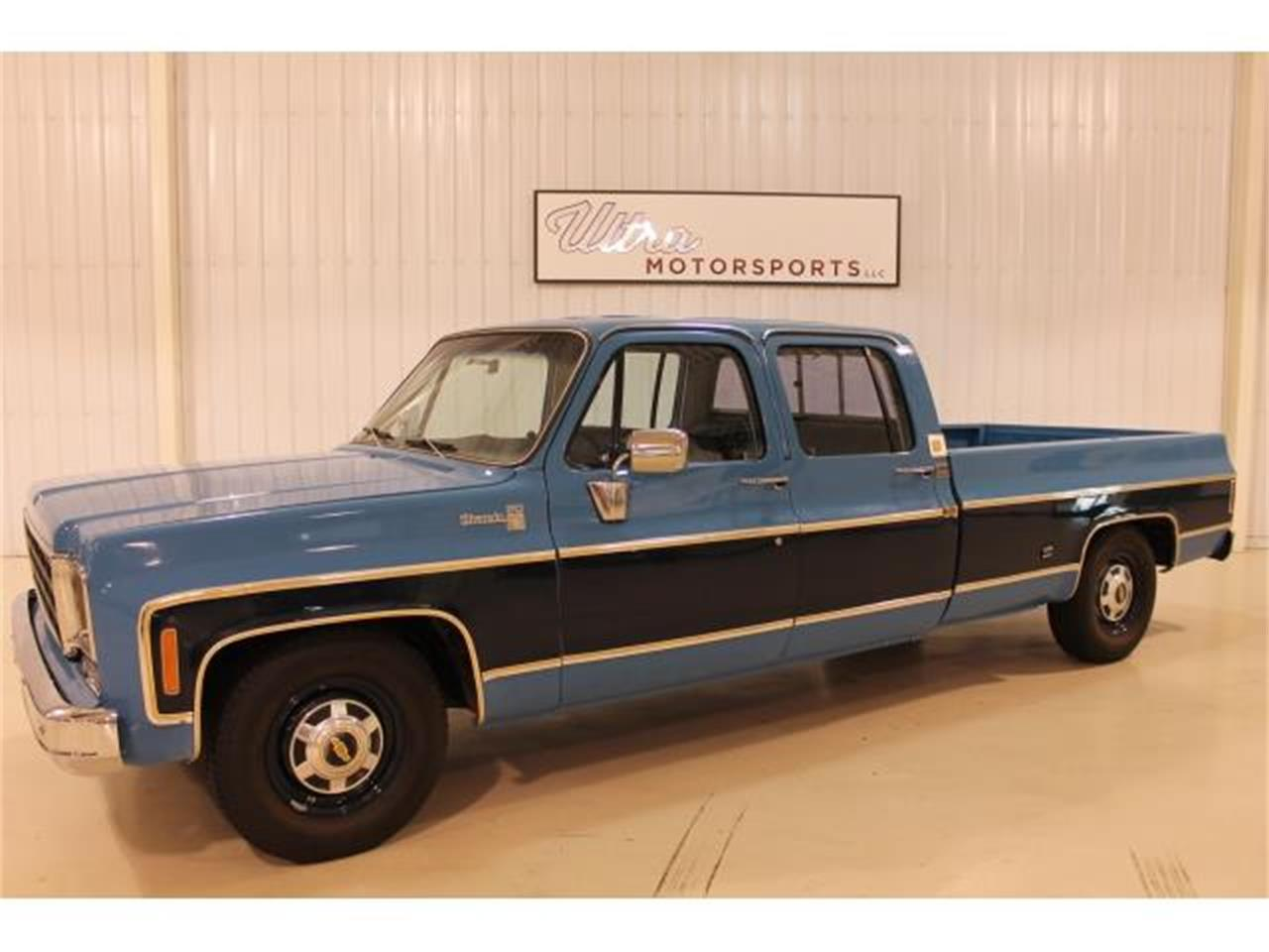 Large Picture of 1977 Pickup located in Indiana Offered by Ultra Motorsports - NJ2F