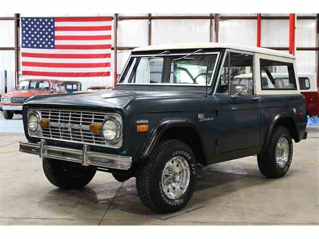 Picture of '71 Bronco - NDNJ