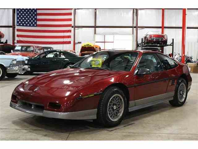 Picture of 1987 Pontiac Fiero Offered by  - NJ4D