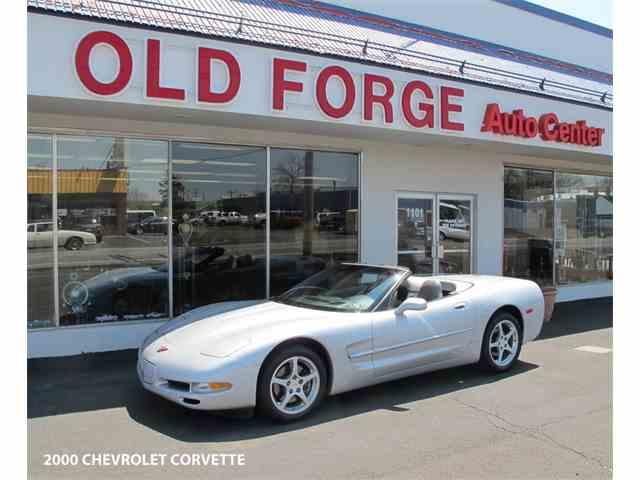 Picture of '00 Corvette - NDNT