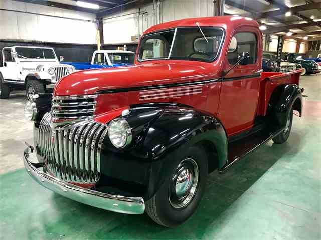 Picture of Classic '46 Chevrolet Pickup located in Sherman Texas Offered by  - NJ6A