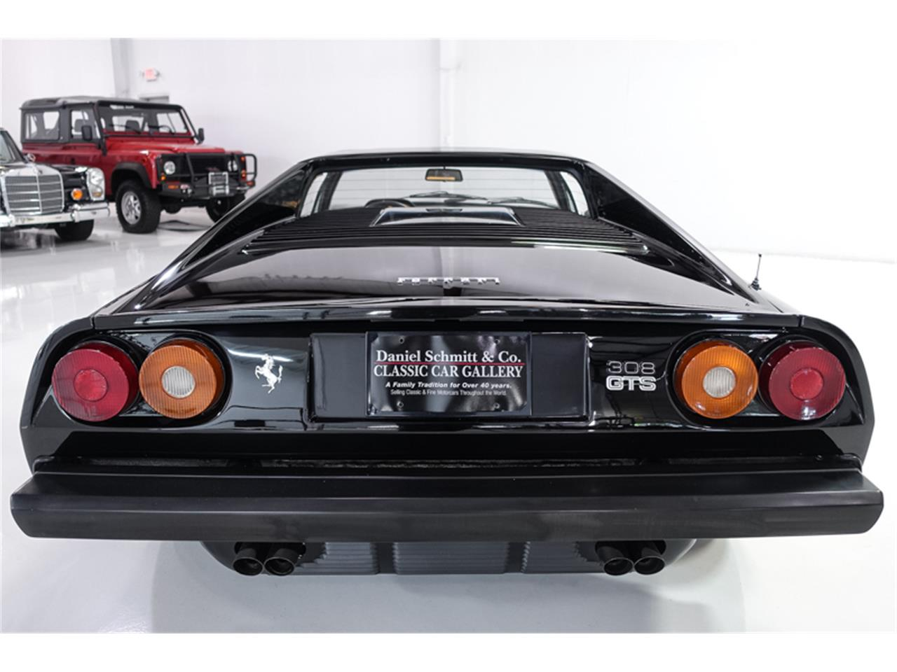 Large Picture of '78 308 GTS - NJ6L