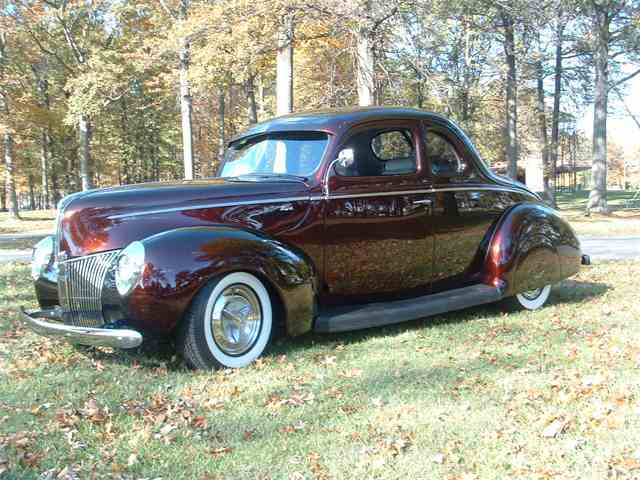 Picture of '40 Standard Coupe - NJ6N