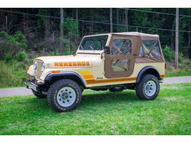 Picture of '83 CJ7 - NJ6Q