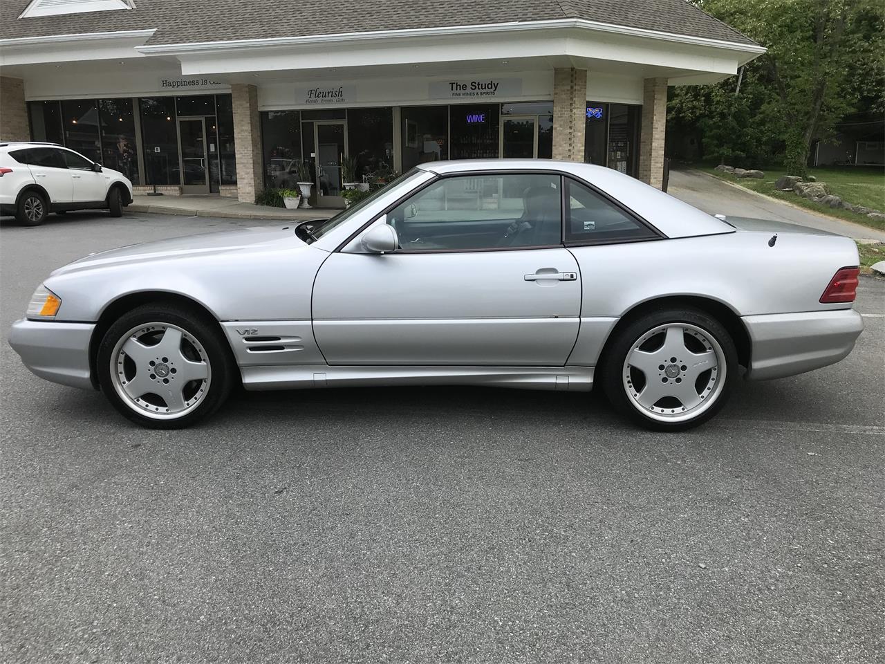 2001 Mercedes-Benz SL600 for Sale | ClassicCars.com | CC ...
