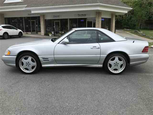 Picture of '01 SL600 - NJ6R