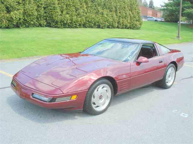 Picture of '93 Corvette - NJ70